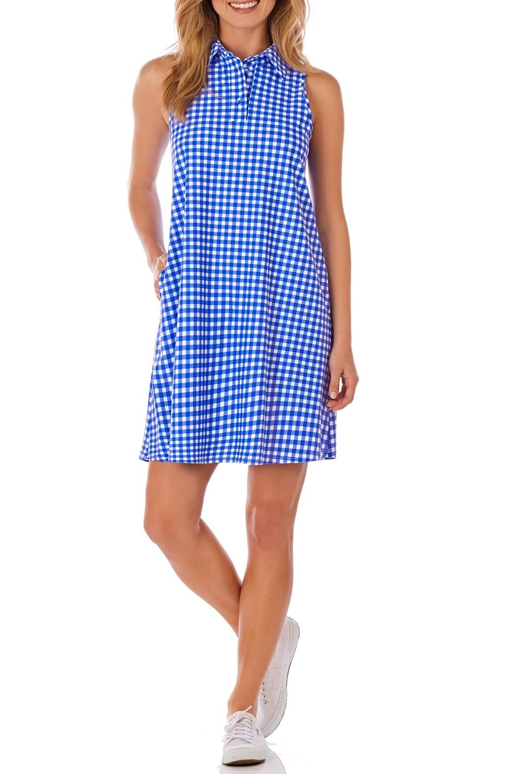 Jude Connally Harlee Swing Dress - Main Image