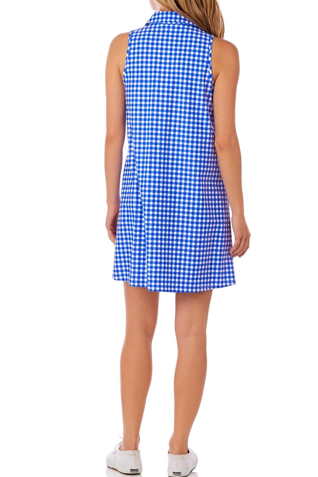 Jude Connally Harlee Swing Dress - Front Full Image