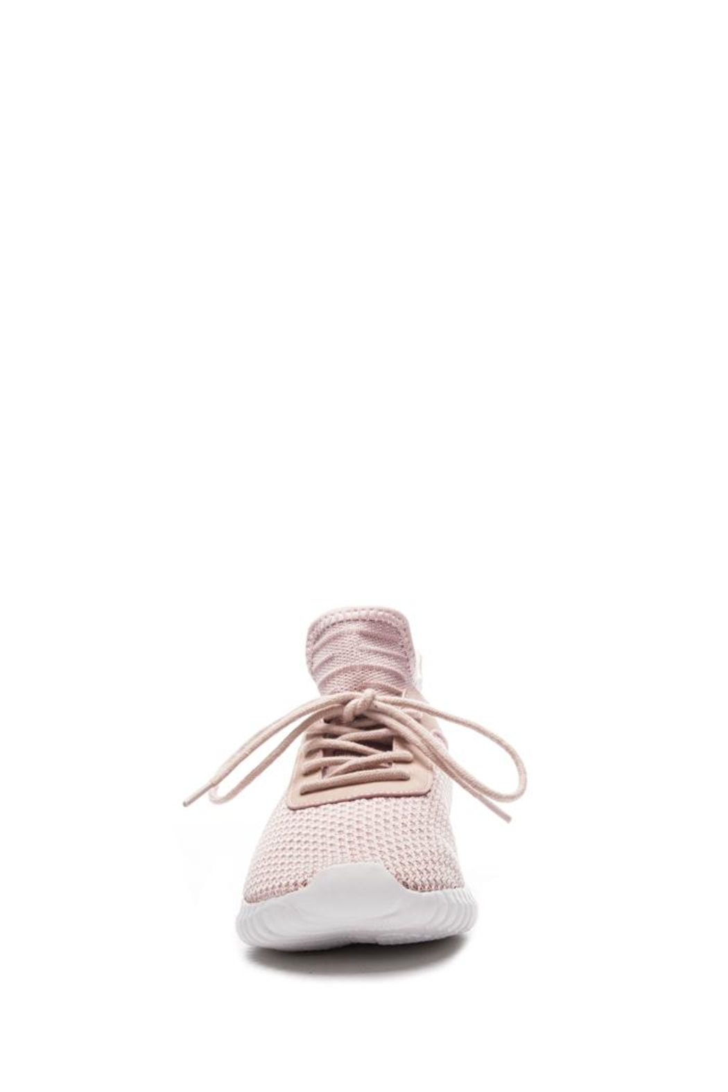 Dirty Laundry Harlen Blush Sneaker - Side Cropped Image