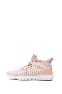 Shoptiques Product: Harlen Blush Sneaker