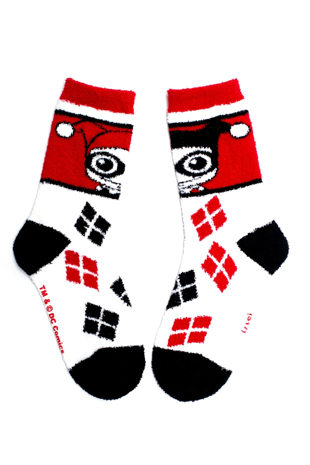 Bioworld Harley Quinn Socks - Main Image