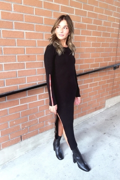 Knitz For Love & Lemons Harley Sweater Dress - Alternate List Image