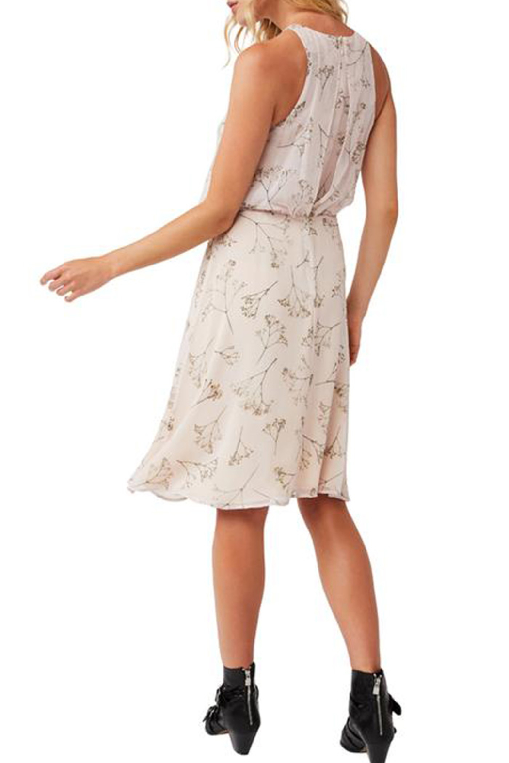 AS by DF HARLOW FIT AND FLARE DRESS - Front Full Image