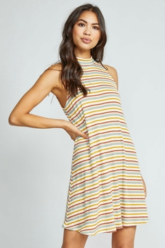 Sadie & Sage Harmony Stripe Dress - Product List Image