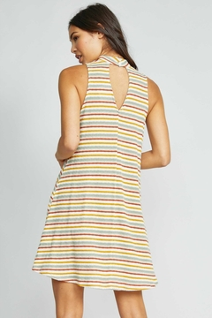 Sadie & Sage Harmony Stripe Dress - Alternate List Image