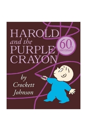 Harper Collins Publishers Harold And The Purple Crayon - Product Mini Image