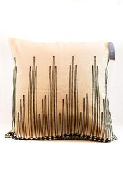 Harp & Finial Tori Pillow - Front cropped