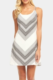 Tart Collections Harper Chevron Dress - Product Mini Image