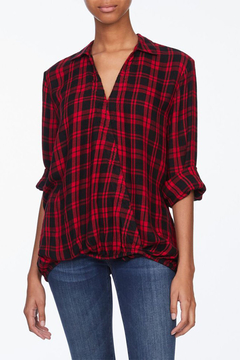 beachlunchlounge Harper Flannel - Product List Image