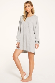 Z Supply  Harper Fleece Dress - Product Mini Image
