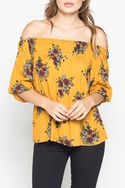 Lira Harper Top - Front cropped