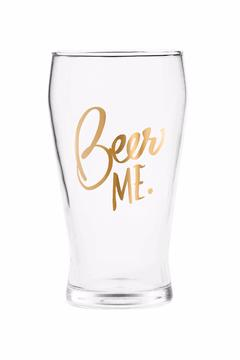Shoptiques Product: Beer Me Glass