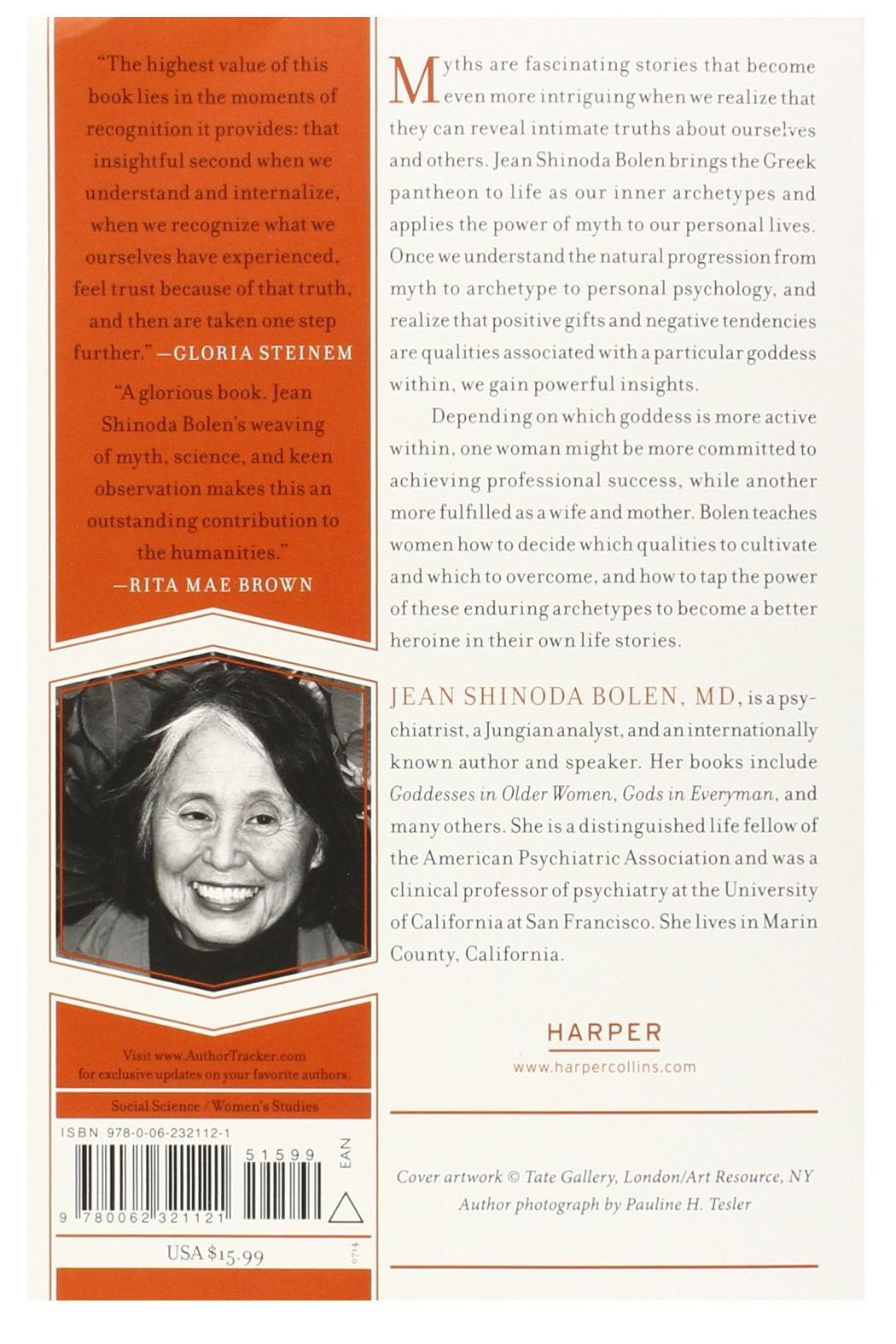 Harper Collins Publishers Goddesses In Every Woman - Front Full Image