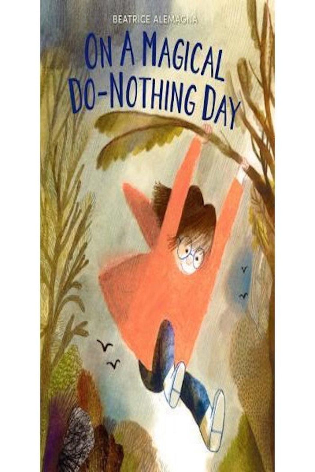Harper Collins Publishers Magical Do-Nothing Day - Main Image