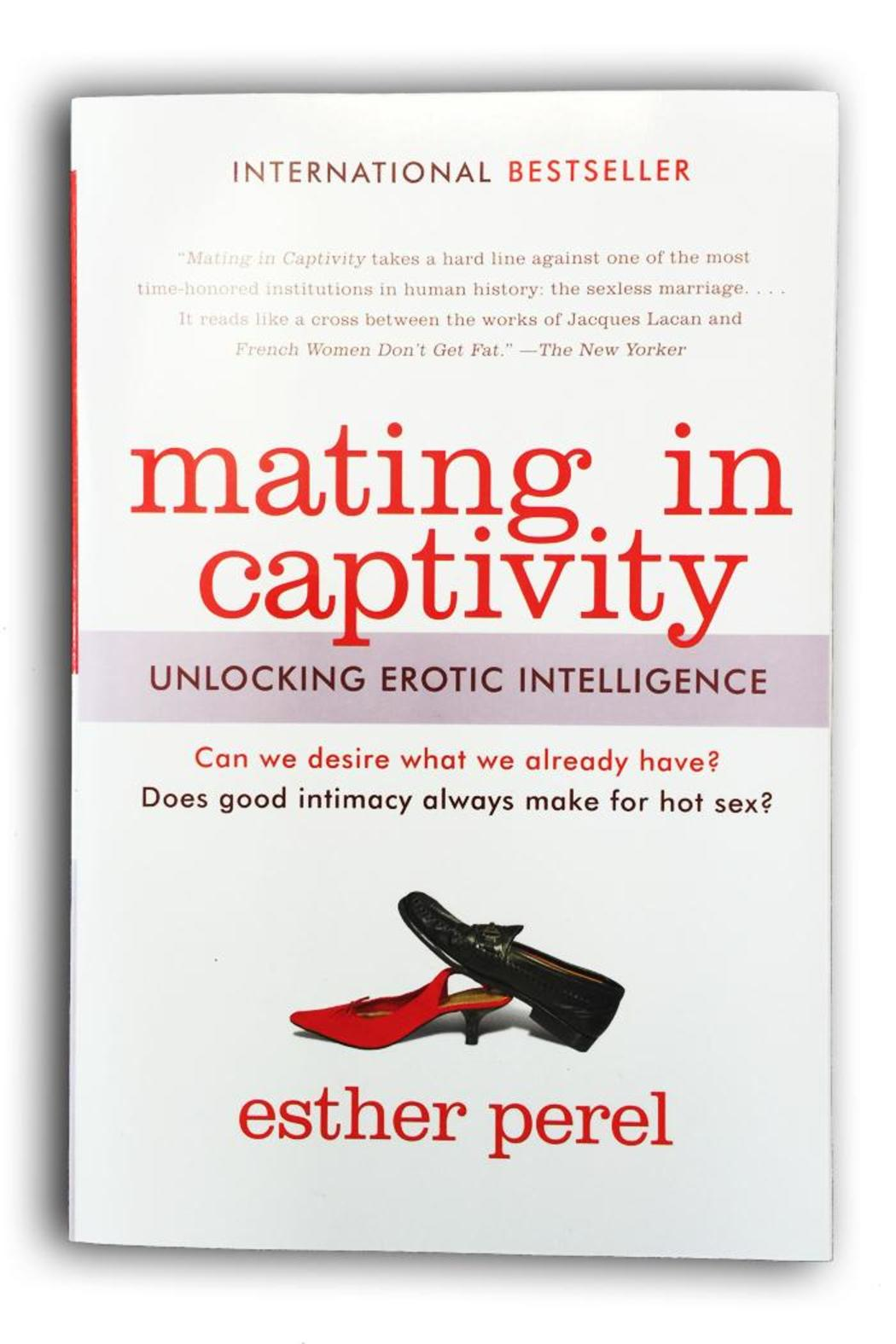 Harper Collins Publishers Mating In Captivity - Main Image