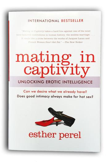 Harper Collins Publishers Mating In Captivity From Alexandria By Tu