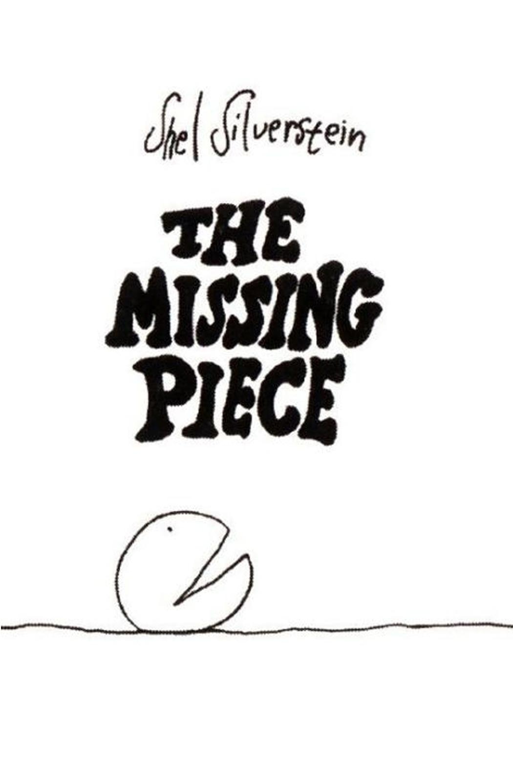 Harper Collins Publishers Missing Piece Book - Main Image