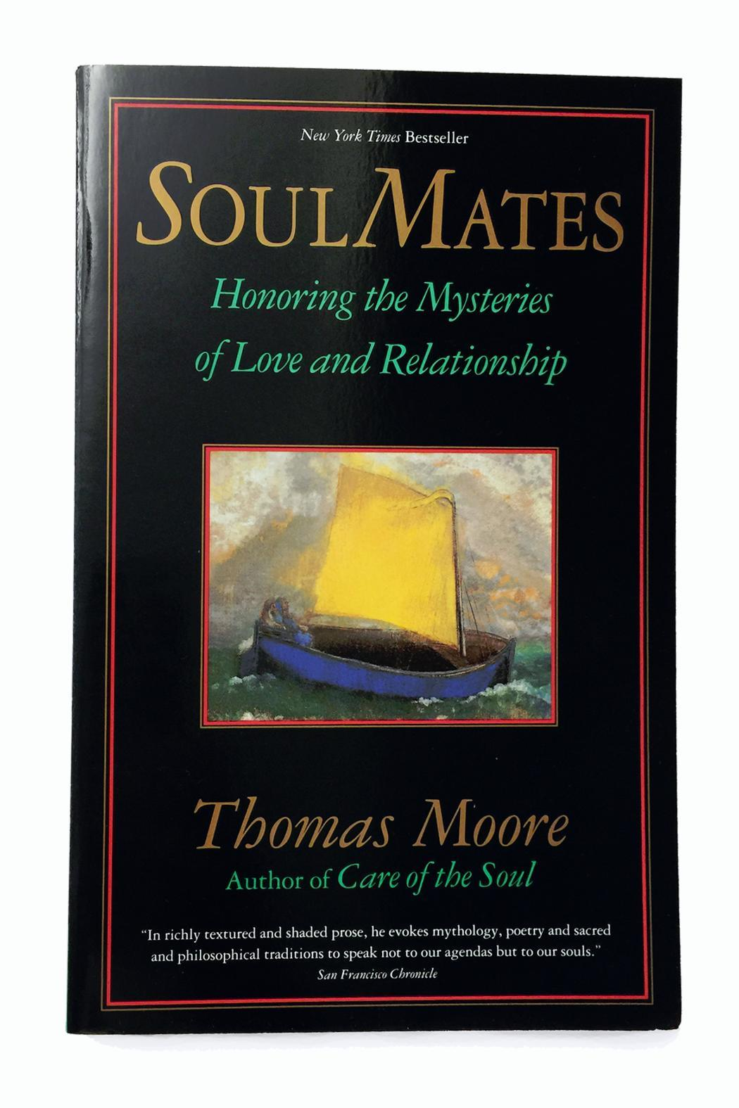 Harper Collins Publishers Soulmates - Front Cropped Image