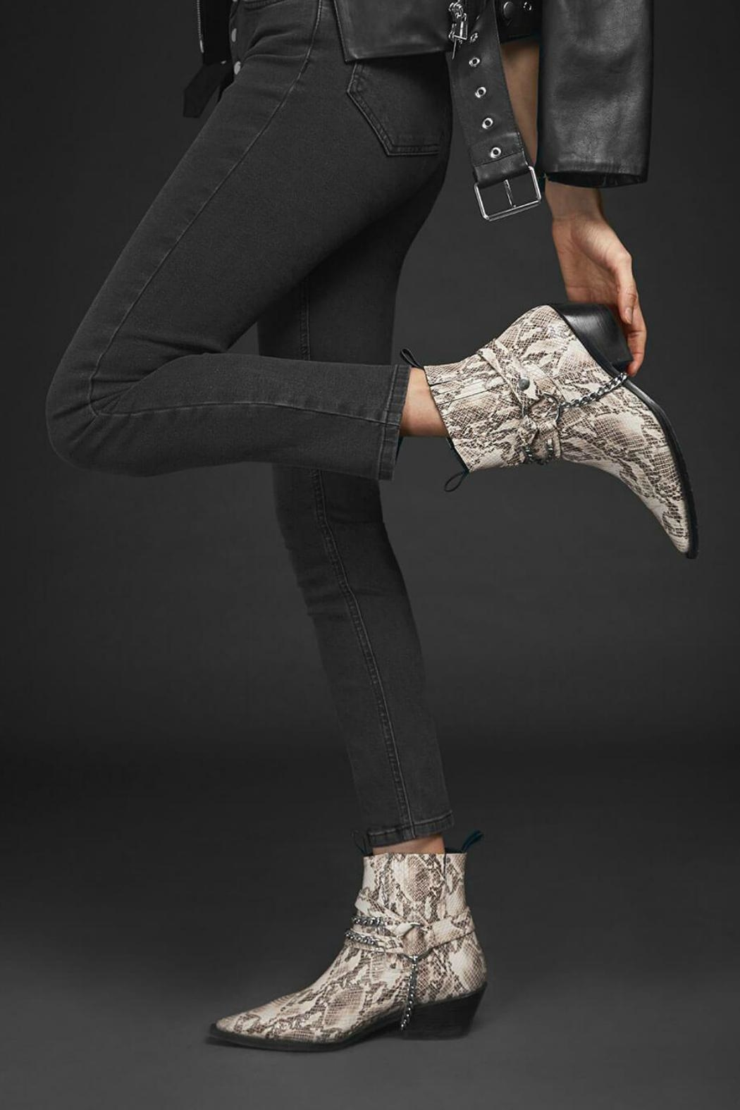 Anine Bing Harris Boots - Front Full Image