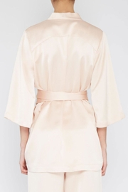Acler Harrow Blouse - Back cropped