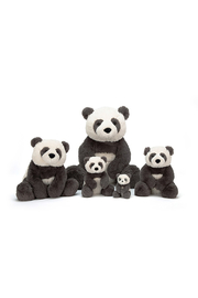 Jellycat  Harry Panda Small - Front full body