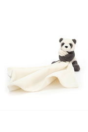 Jellycat Harry Panda Soother - Front cropped