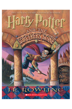 Scholastic Harry Potter And The Sorcerer's Stone - Alternate List Image