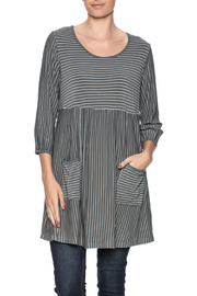Hartstrings Tonal Stripe Tunic - Product Mini Image