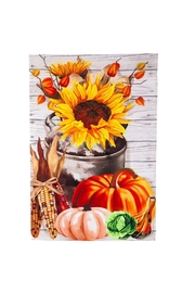 Evergreen Enterprises Harvest Garden Flag - Product Mini Image