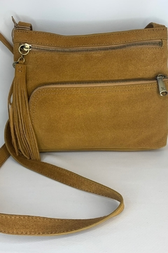 Hobo Harvest Gold Cross body purse - Alternate List Image