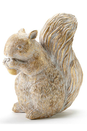 Gift Craft Harvest squirrel - Front cropped