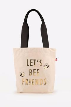 Shoptiques Product: Bee Canvas Tote