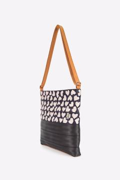 Shoptiques Product: Heart Streamline Crossbody
