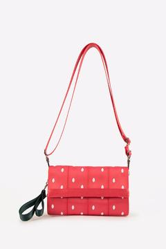 Shoptiques Product: Streamline Wallet Strawberry