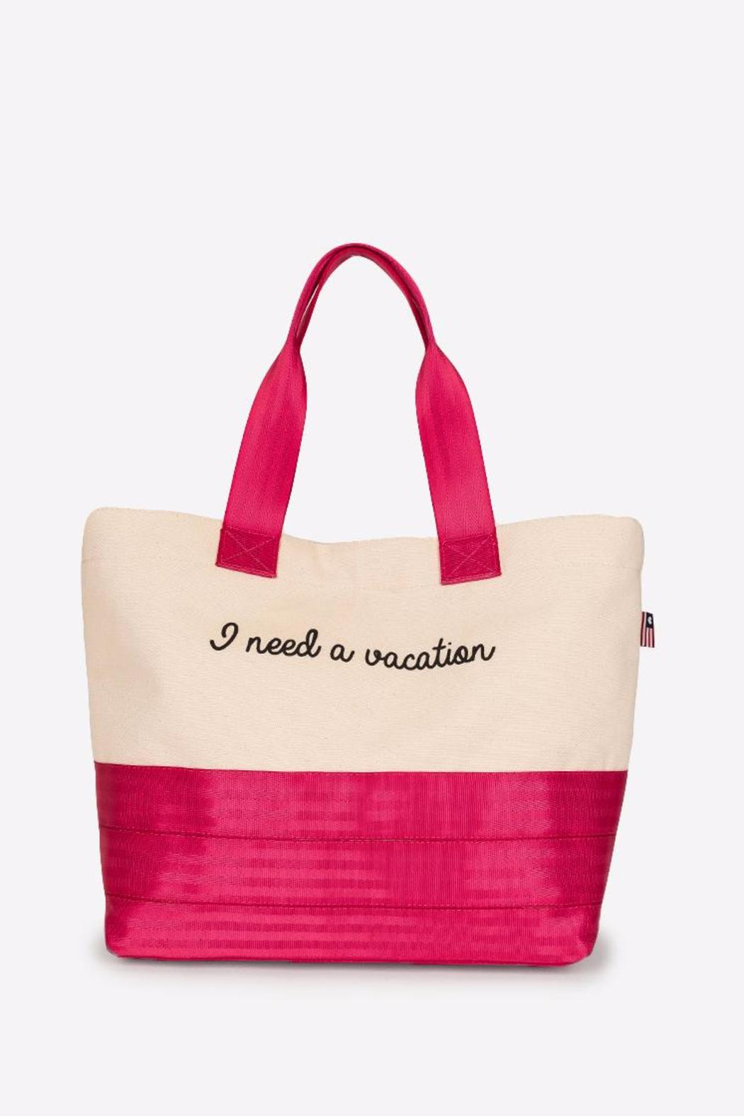 Vacation Tote Bags