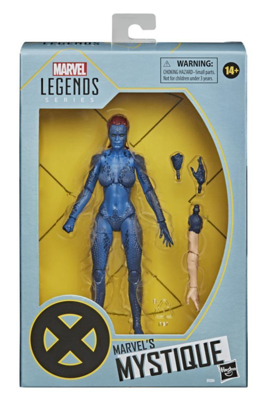 Hasbro Marvel Legends Series X-Men 6-inch Collectible Marvel's Mystique Action Figure Toy, Ages 14 And Up - Main Image