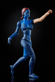 Hasbro Marvel Legends Series X-Men 6-inch Collectible Marvel's Mystique Action Figure Toy, Ages 14 And Up - Front full body