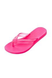 Ipanema Hashtag Pink Sandal - Front cropped