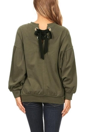 Hashttag Remi Sweatshirt - Front full body
