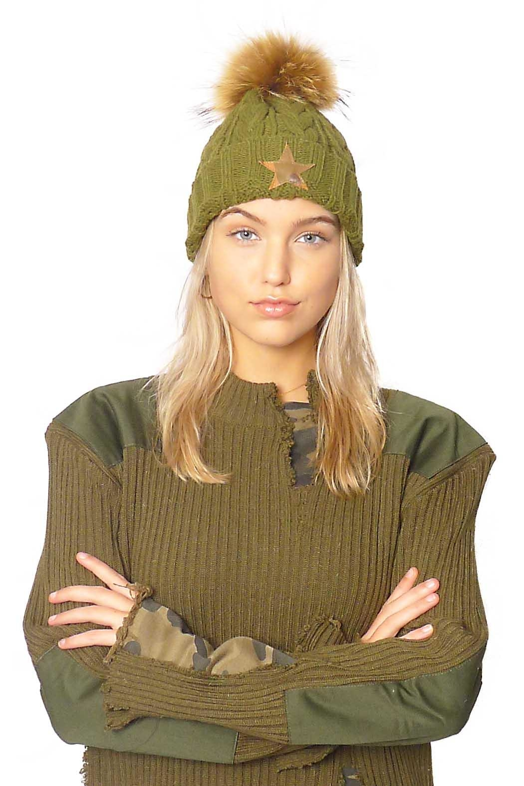 Gypsetters Hat Beanie Pompon - Main Image