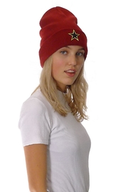 Gypsetters Hat Beanie Star - Product Mini Image