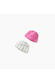 Tea Collection Hat Two-Pack - Front cropped