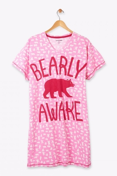 Shoptiques Product: Bearly Awake Sleepshirt