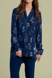 Hatley Button Down Tunic - Front cropped