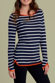 Hatley Classic Breton Top - Front cropped