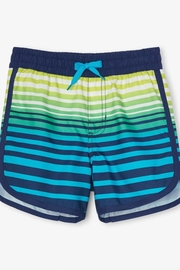 Hatley Cool Stripes Swim-Shorts - Product Mini Image