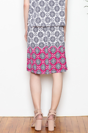 Hatley Drape front dress - Back cropped