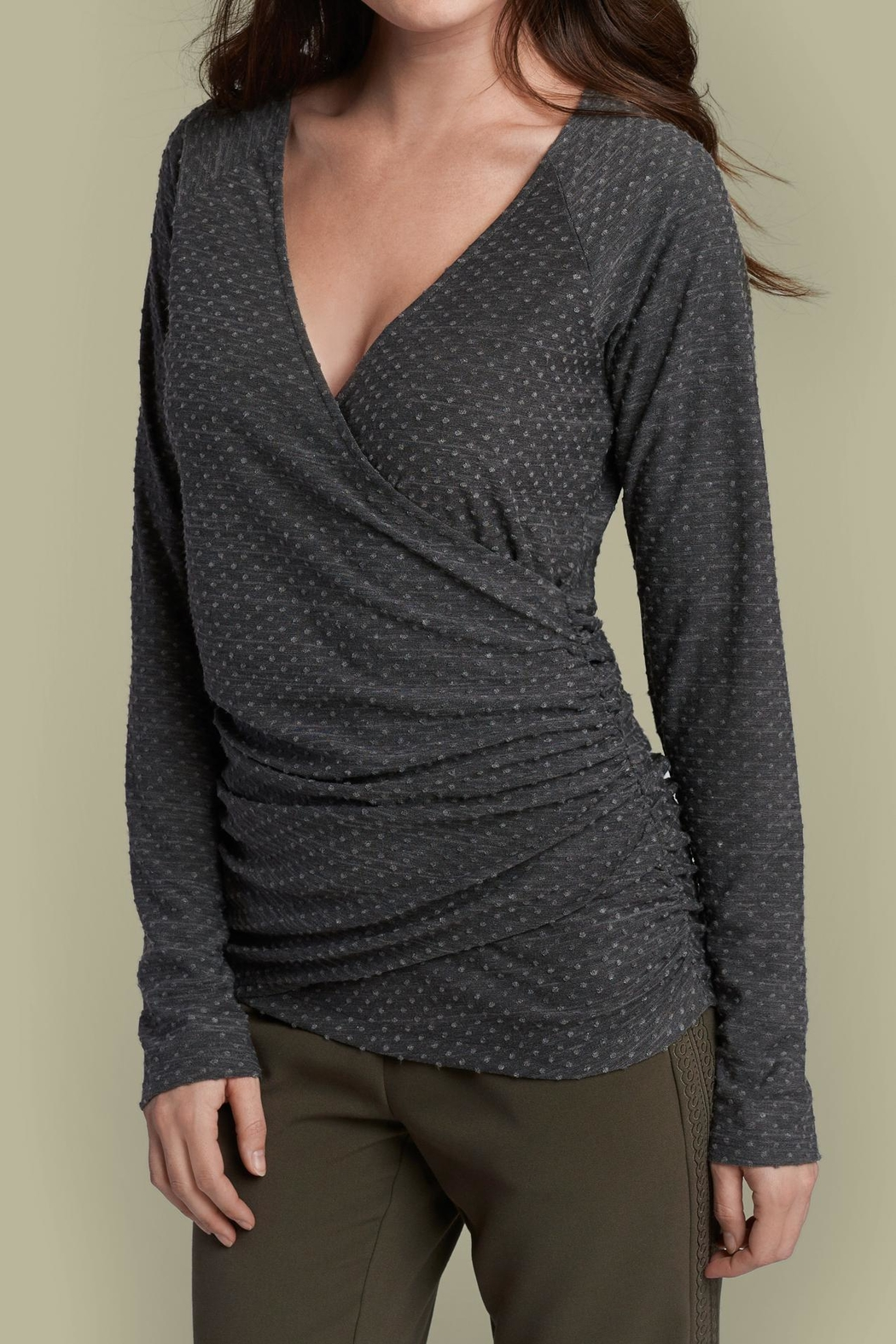 Hatley French Wrap Top - Main Image