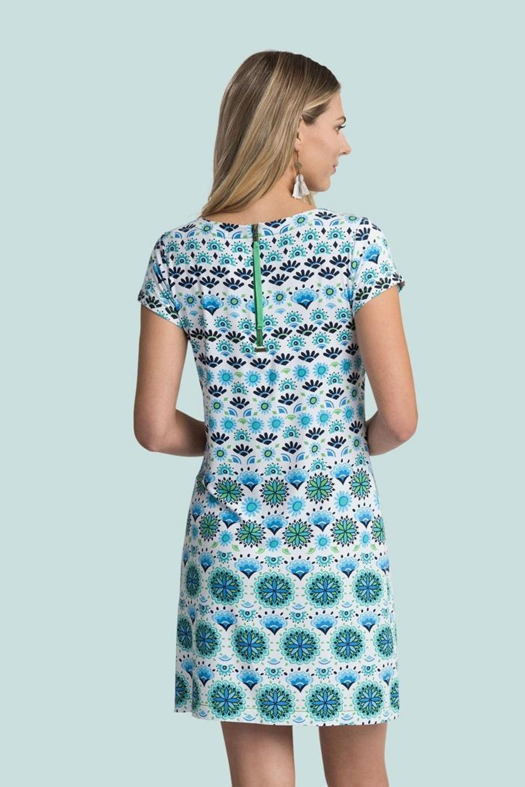 Hatley Nellie Sarchi Dress - Front Full Image