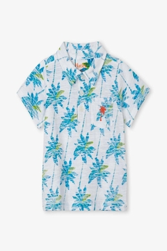 Shoptiques Product: Palms Baby Polo-Tee